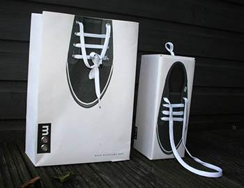 手提袋印刷-创意手袋