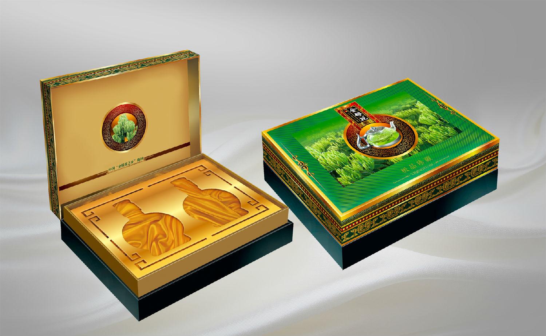 茶叶礼品盒包装用什么纸比较好