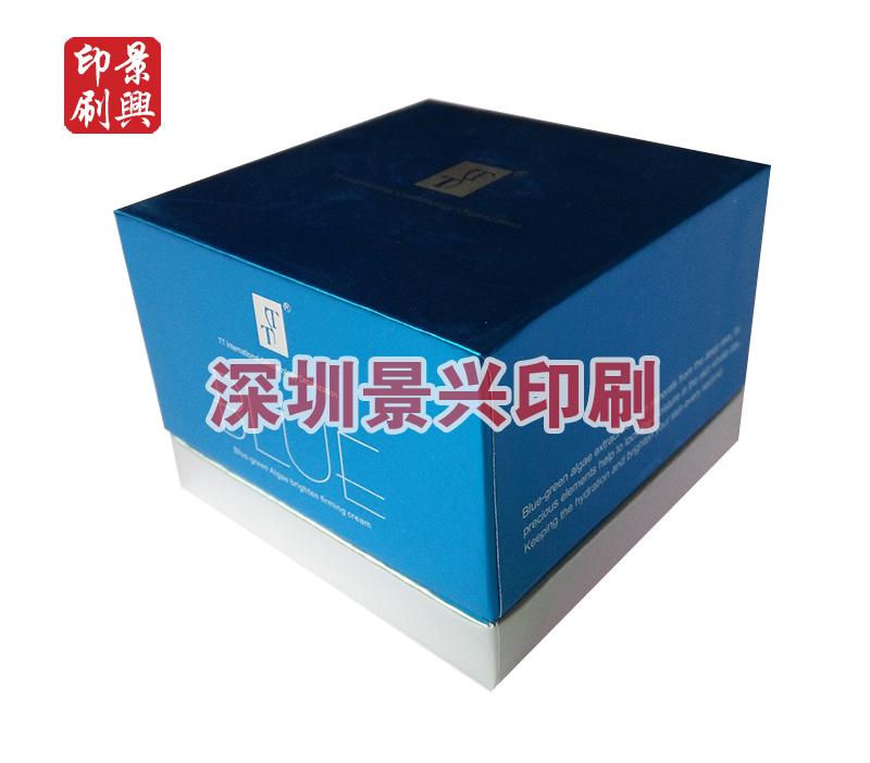 兰亭化妆品包装盒