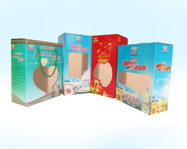 保健食品彩盒2