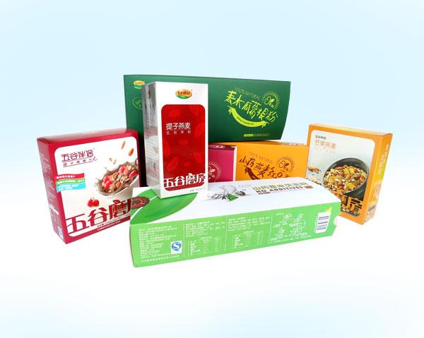 保健食品彩盒3